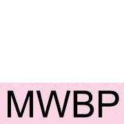 WBP Белый/светло-розовый