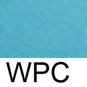 WPC Белый/ультрамарин