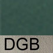 DGB Тёмно-зелёный/бежевый