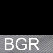 BGR Чёрный/серый