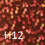 Оранжевый H12