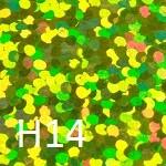 Светло-зеленый H14