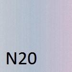 Радужный глянец N20
