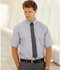 Мужская Рубашка Fruit of the Loom Short Sleeve OxFord Shirt