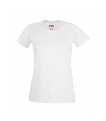 Женская футболка Fruit of the Loom - PERFORMANCE T