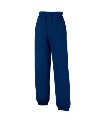 ДЕТСКИЕ СПОРТИВНЫЕ БРЮКИ Fruit of the loom  KIDS CLASSIC ELASTICATED CUFF JOG PANTS