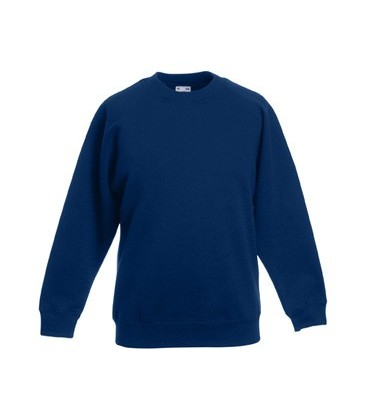 ДЕТСКАЯ ТОЛСТОВКА Fruit of the loom  РЕГЛАН KIDS CLASSIC RAGLAN SWEAT
