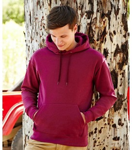 Мужская толстовка Fruit of the Loom Classic Hooded Sweat