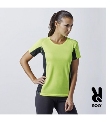 Женская футболка для спорта Roly Shanghai Woman
