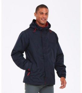 Мужская водозащитная куртка с флисом Uneek