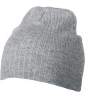Класичесская шапочка ребристая вязка MB7923
