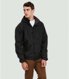Куртка мужская с флисом Uneek