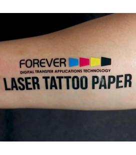 Лазерная бумага для тату Forever