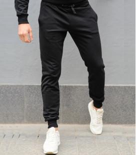 Мужские спортивные штаны с манжетом снизу
